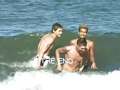 Justin and Devon wild flip-fuck