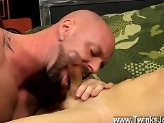 Gay boys in socks and shorts mobile porn Chris gets the cum plowed out of
