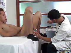 Horny Doctor Vahn and Prinz