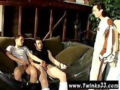 Scottish naked gay men Garage Smoke Orgy