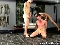 Gay porn sex in ripped jeans Captive Fuck Slave Gets Used