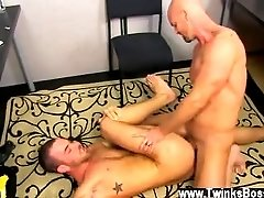 Young hairless small uncut gay twink porn Muscle Top Mitch Vaughn Slams
