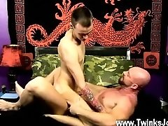 Gay sex cute boy long dick strong men porn After Chris fellates his cock,
