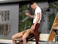 Very brutal amateur gay deep throat gang bang sex Adam is a real