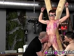 Young shaved gay black on white anal sex Inexperienced Boy Gets Owned