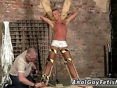 Free gay porn sex pinoy He's bound up to the cross in just his lingerie