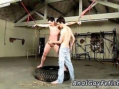 Gay porn deep throat movieture Hung Boy Made To Cum Hard