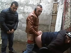 3 Gay Romanian Boys Fuck Each Other Outdoor 1st Time On Cam