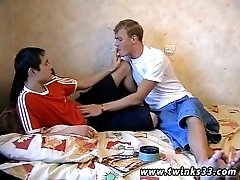 Gay cowboy video porno sex The two exchange smoke and before long