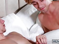 Tyler gets his horny ass fucked hard