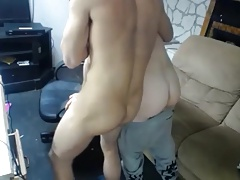 Str8 Boys Go Gay, He Plays His Friend's Long Cock 1st Time