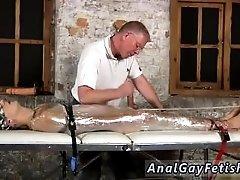 Gay sex slave for men Sebastian had the guys restrain Luke on the table