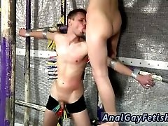 Gay men with long hair porn Feeding Aiden A 9 Inch Cock