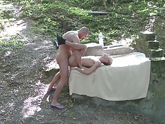 outdoor pursuits scene 1