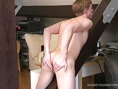 Twink Amateur Timmy Slater Jacks Off