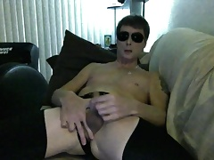 Sexy Logan Male Stripper Spread Big Juicy Ass