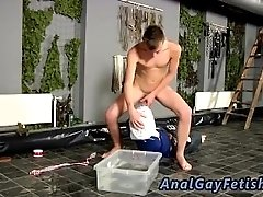 Naked gay jewish young twink boys Dunked until he can't take it, he