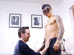 Maskurbate Twink Audition For Manuel Deboxer