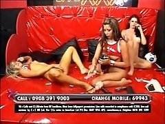 Karina, Twinkle and Antonia oldschool sportxxx