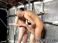Free gay black male bondage It's always bad for fellows who find