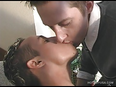 Twink Evan Takes Troy's 9 Inches