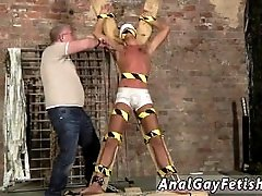 Free gay rough sex movies and young porno photo first time Blindfolded,