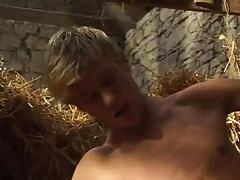 George Basten - Hot fuck in the barn