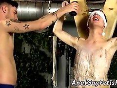 Gay beautiful bondage male milking videos and gay boy bondage sm Ultra