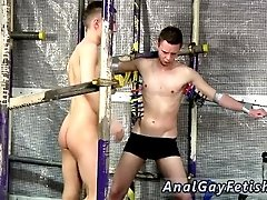 Boys gay porn movietures and male toes porn The stud has to take it as