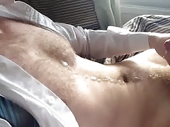 Hot cock and warm cum 2
