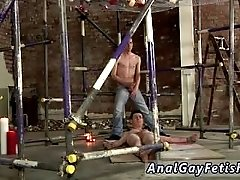 Free young bondage boy sex and gay bondage twink tickle first time A