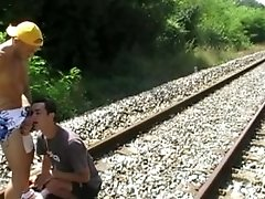 i fuck a twink no taboo on exhib outdoor train exhib