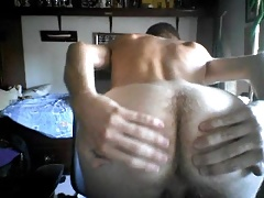 Spanish Cute Boy With Fucking Hot Ass On Doggie,Nice Cock