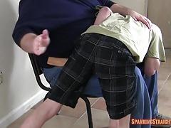 19! Scott's First Spanking