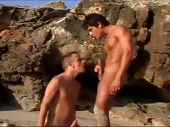 beach banging