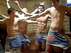 Jungs in der Sauna 9 - Sauna Boys 9