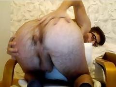 Hungarian Cutie,Fucking Hot Big Hairy Ass On Doggy,Big Cock