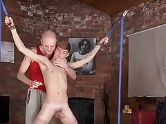 bound twink waxed
