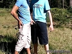 Gay sex movies of teacher and student Roma and Artur Piss Play Outside