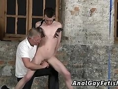 sex With his mushy ball-sac tugged and his man