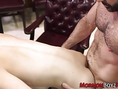 Gay mormon bear fucking