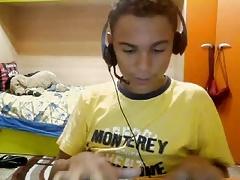 Yellow Tshirt Boy