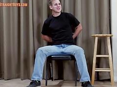 19! Logan's First Spanking