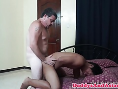 Dicksucking pinoy twink doggystyle by dilf