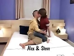 Alex &amp_ Steve fucking hot - more videos on gaytube18.net