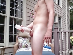 Young Amateur Cole Fleshjacking