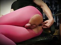 Prostate handsfreee cumming