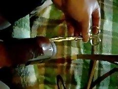 66leeper66 Bizarre Insertions In Penis