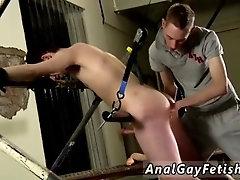 Gay bear bondage A Hairy Hole To Stretch