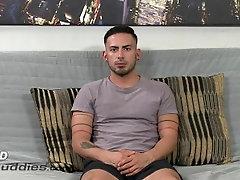 King Ceasar fucks twink